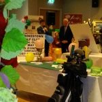 Judging at Pride of Place Strokestown