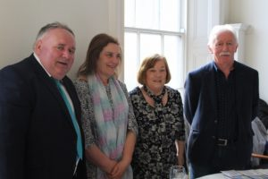Deputy Eugene Murphy, Mary Dolan, (Committee) Annette Feeley & Pat Compton (Committee)   L-R